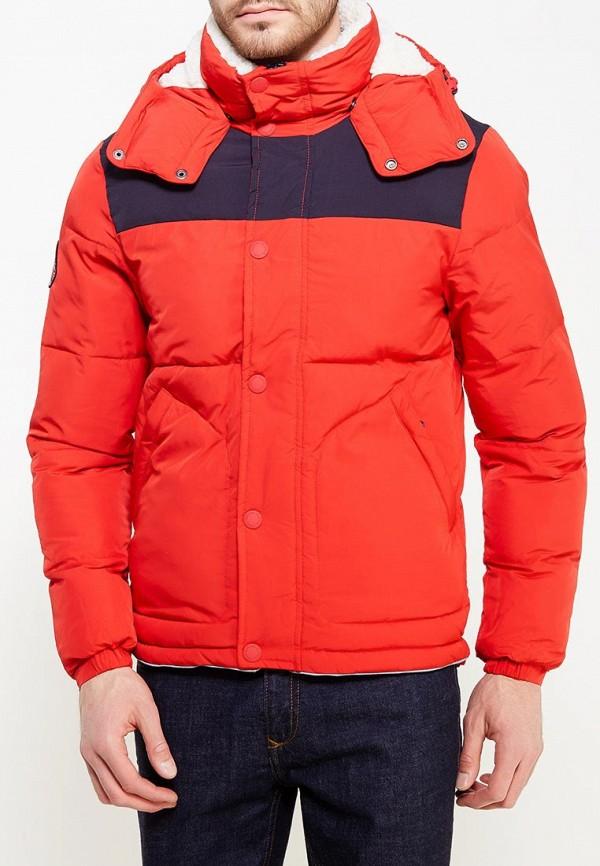Куртка утепленная Superdry Superdry SU789EMVCD00 рубашка superdry superdry su789emvcc60