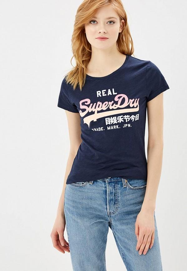 Футболка Superdry Superdry SU789EWAAAY0 футболка superdry superdry su789emvca00