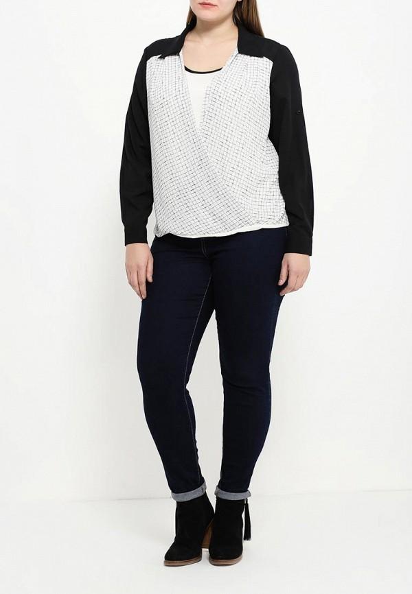 Фото 2 - женскую блузку Svesta разноцветного цвета