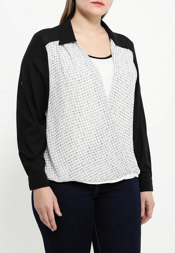 Фото 3 - женскую блузку Svesta разноцветного цвета