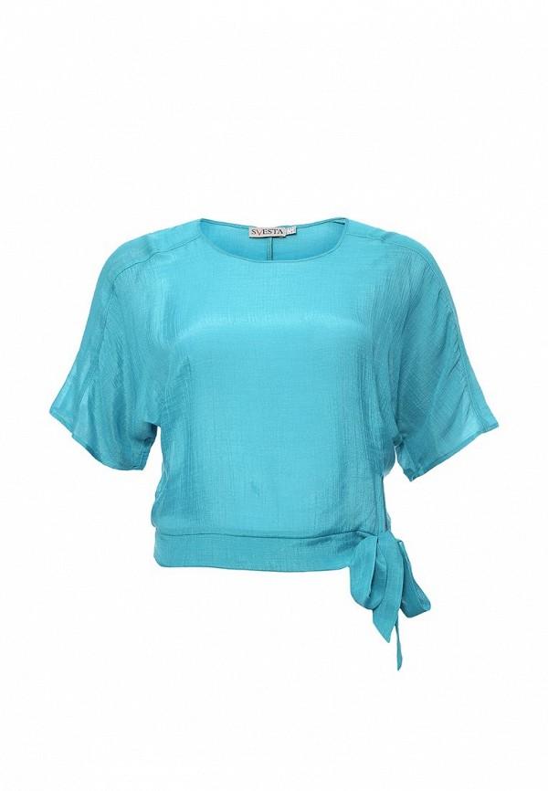 где купить Блуза Svesta Svesta SV003EWQGY63 по лучшей цене