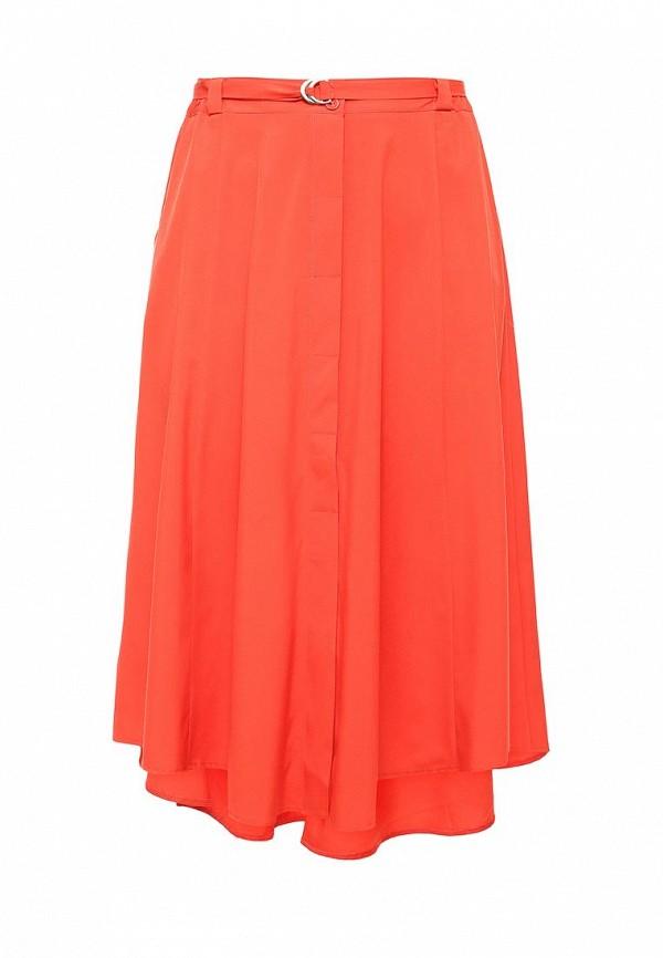 Купить женскую юбку Svesta оранжевого цвета