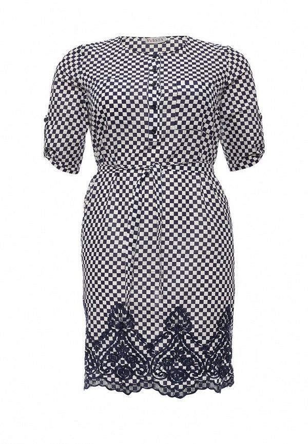 Платье Svesta Svesta SV003EWTCV33 svesta svesta r421nobl