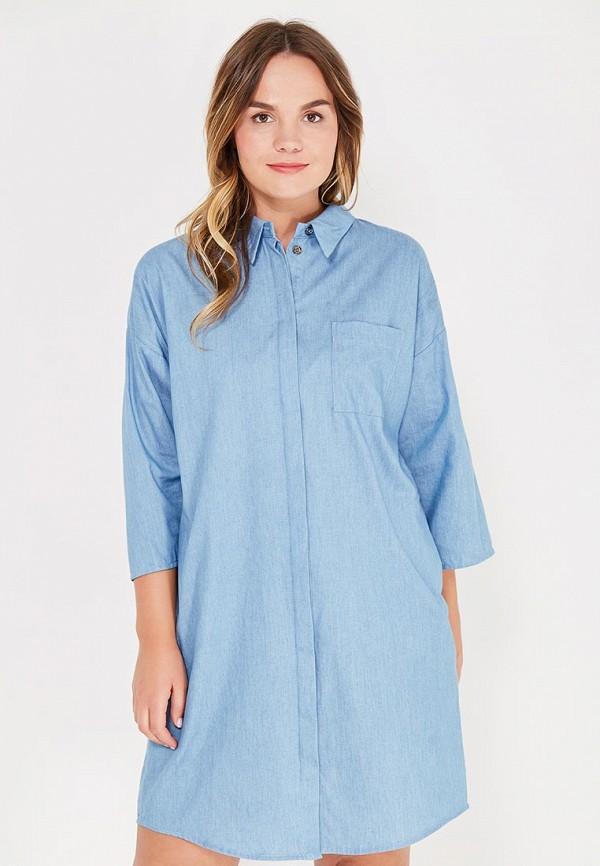 где купить Платье джинсовое Svesta Svesta SV003EWUTU93 по лучшей цене