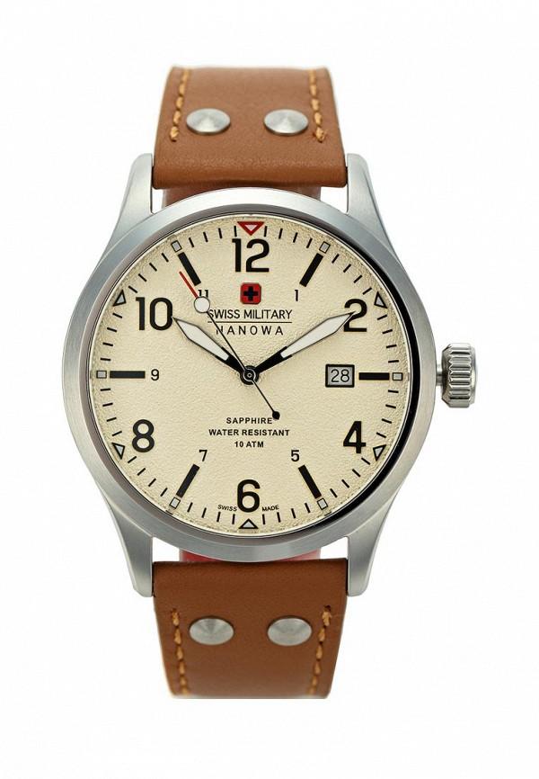 Часы Swiss Military Swiss Military SW005DMAFOI0 swiss kubik шкатулка для часов swiss kubik sk01 stb 005