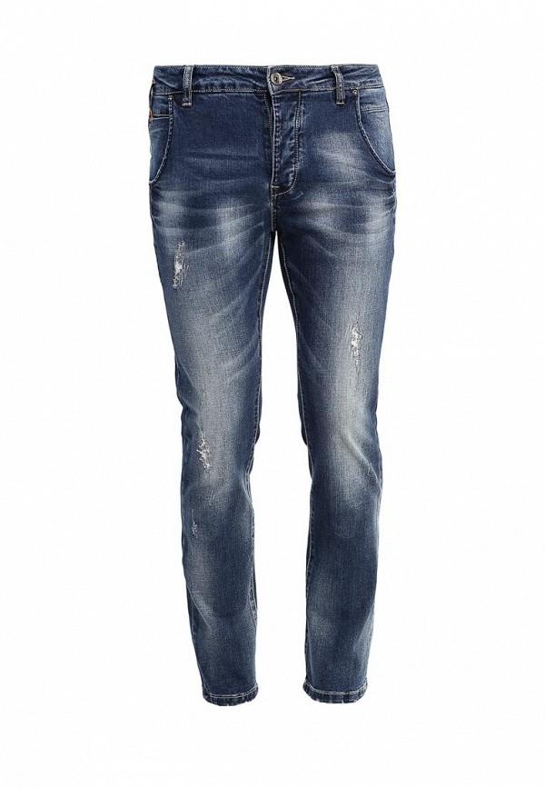 Купить мужские джинсы Sweewe синего цвета