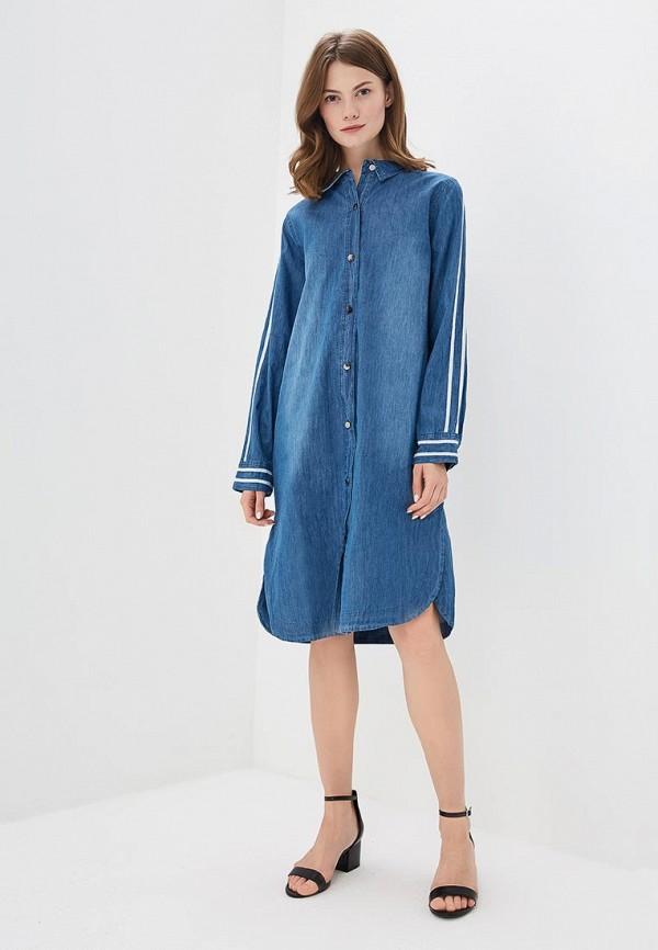 Платье джинсовое Sweewe Sweewe SW007EWBCXS6 платье sweewe sweewe sw007ewrql56