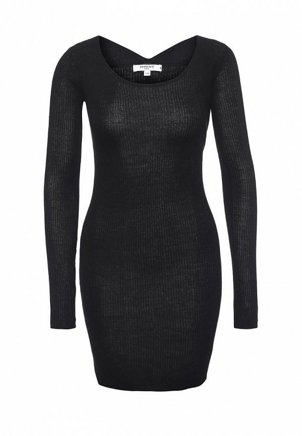 Вязаное платье Sweewe 25716