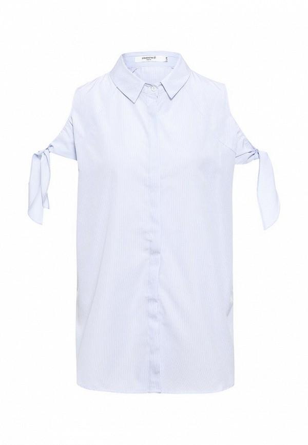 Блуза Sweewe Sweewe SW007EWRQM44 блуза sweewe sweewe sw007ewrql19