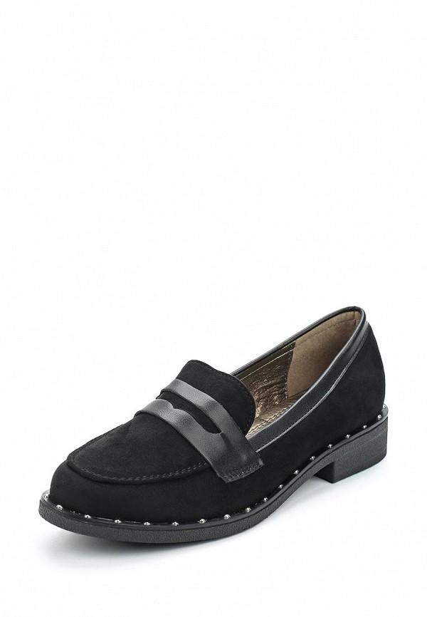 Купить Лоферы Sweet Shoes, SW010AWAVKY9, черный, Весна-лето 2018