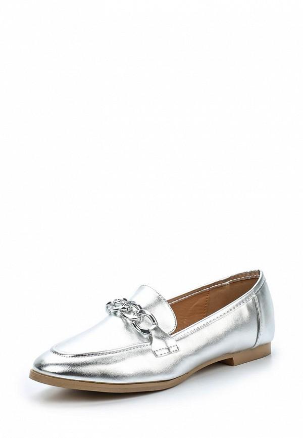 Купить Лоферы Sweet Shoes, SW010AWAVQT2, серебряный, Весна-лето 2018