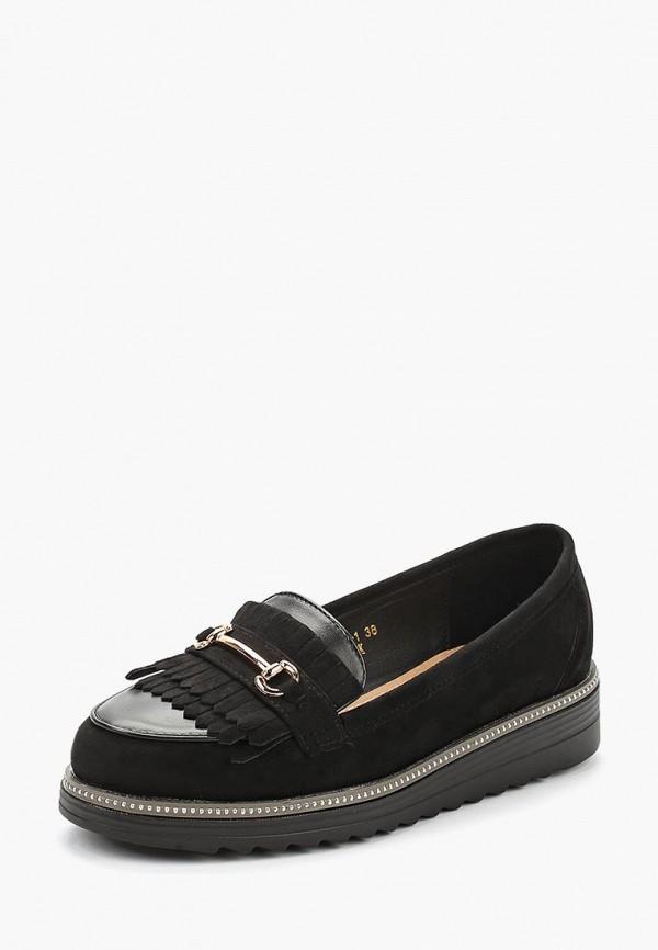 Купить Лоферы Sweet Shoes, SW010AWAZPX0, черный, Весна-лето 2018