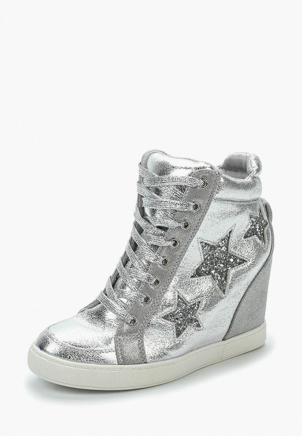 Кеды на танкетке Sweet Shoes Sweet Shoes SW010AWAZQA2 кеды sweet shoes sweet shoes sw010awblix1