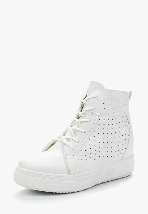 Кеды на танкетке Sweet Shoes Sweet Shoes SW010AWAZQH3 кеды sweet shoes sweet shoes sw010awblix1