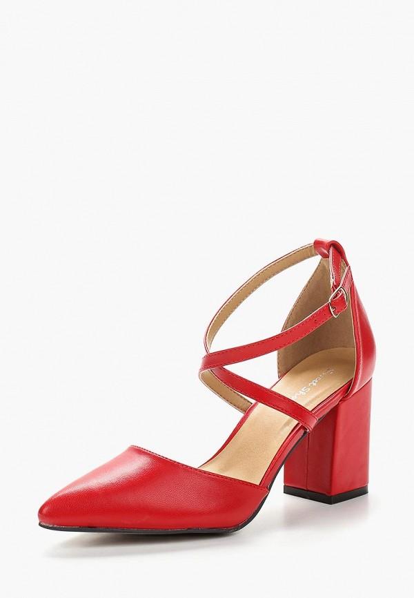 Туфли Sweet Shoes Sweet Shoes SW010AWBAQJ0 ellie shoes anita  красный туфли с