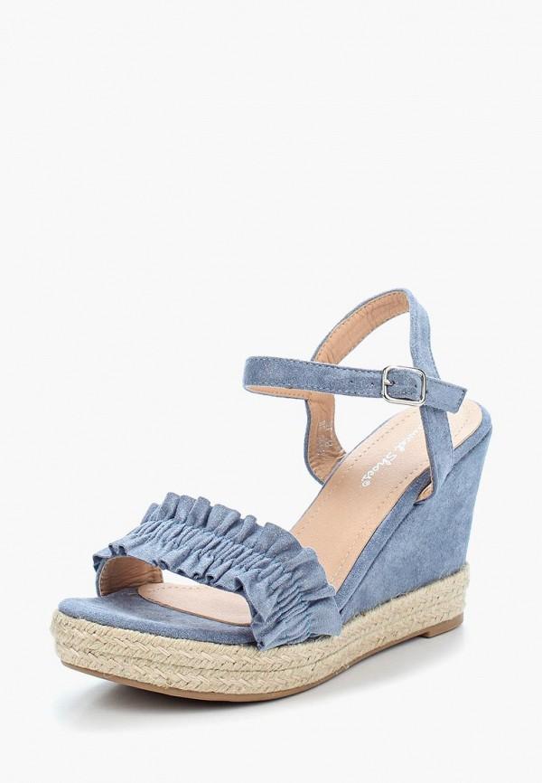 Босоножки Sweet Shoes Sweet Shoes SW010AWBKSF9 босоножки sweet shoes sweet shoes sw010awazqe9