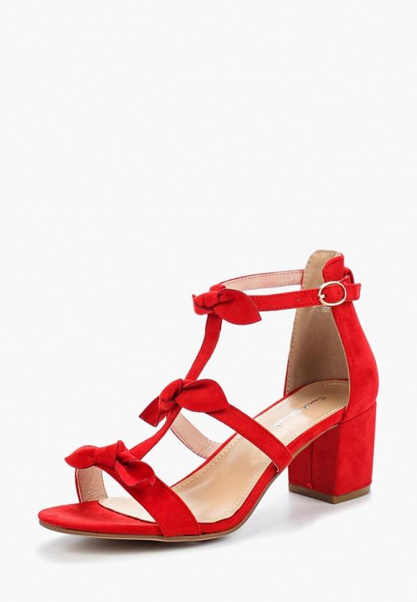 Купить Босоножки Sweet Shoes, SW010AWBKWE1, красный, Весна-лето 2018
