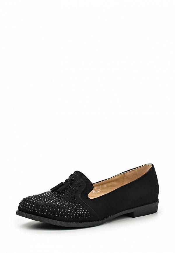 Туфли на плоской подошве Sweet Shoes F20-B-BL2506