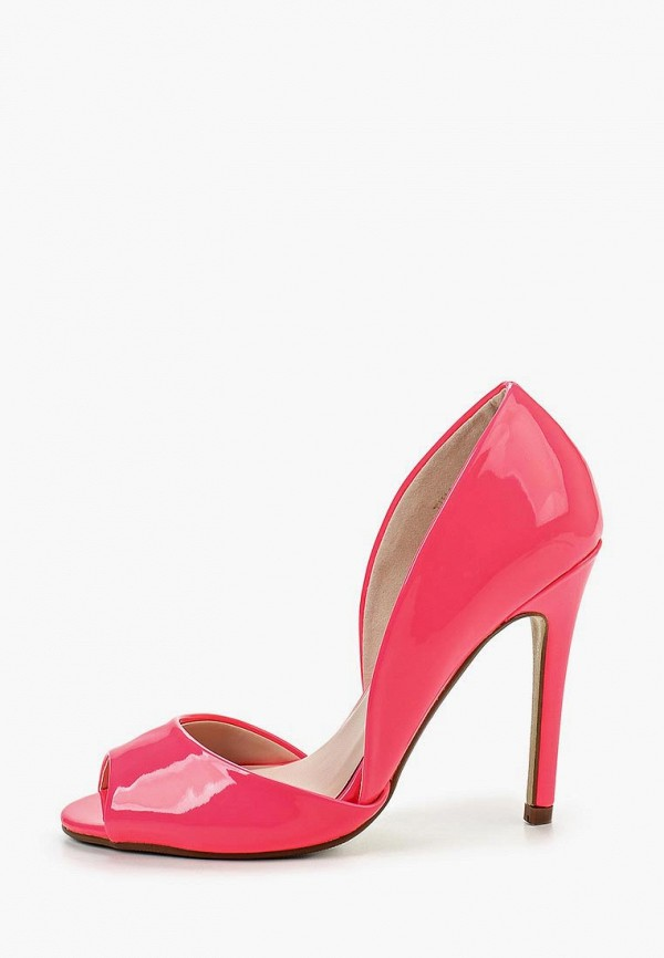 Фото 6 - женские туфли Sweet Shoes розового цвета