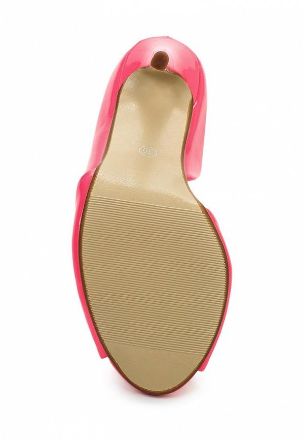 Фото 3 - женские туфли Sweet Shoes розового цвета