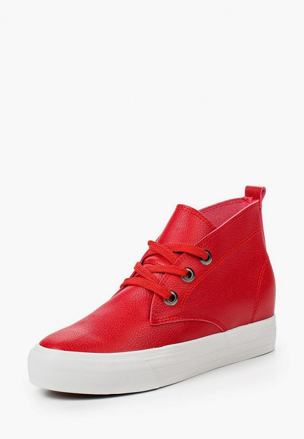 Кеды на танкетке Sweet Shoes Sweet Shoes SW010AWRBS22 кеды sweet shoes sweet shoes sw010awblix1