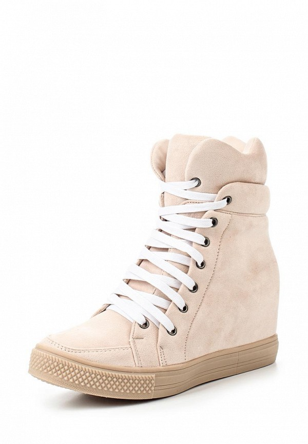цены на Кеды на танкетке Sweet Shoes Sweet Shoes SW010AWRBZ26 в интернет-магазинах