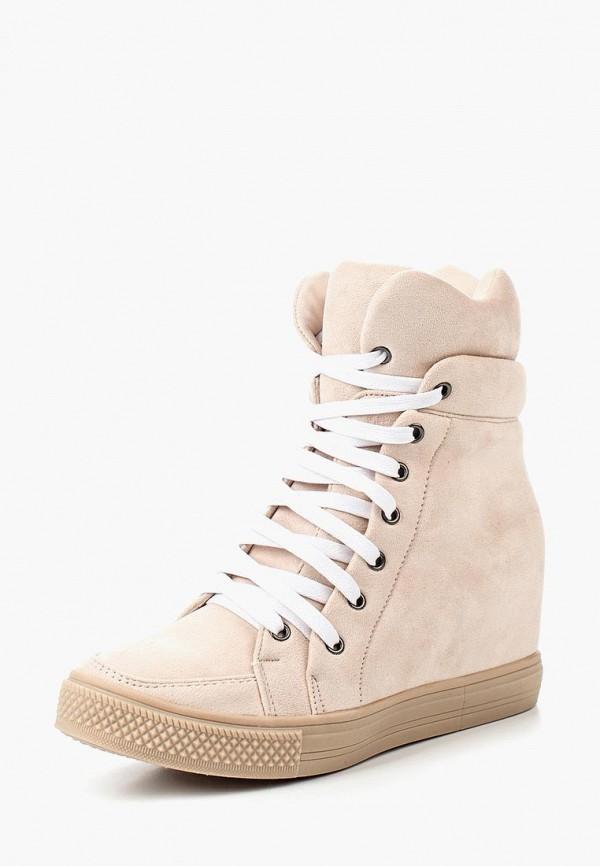 Кеды на танкетке Sweet Shoes Sweet Shoes SW010AWRBZ26 кеды sweet shoes sweet shoes sw010awblix1