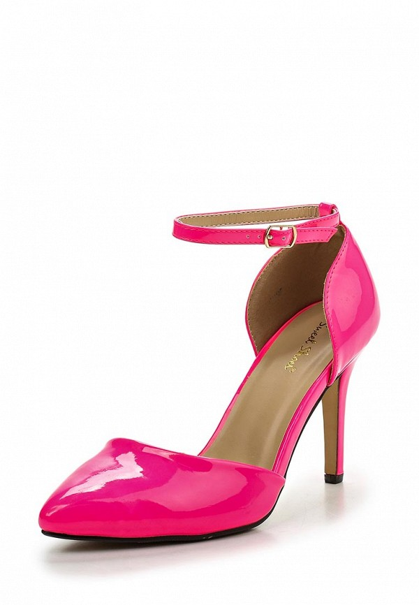 Туфли Sweet Shoes Sweet Shoes SW010AWRWM50