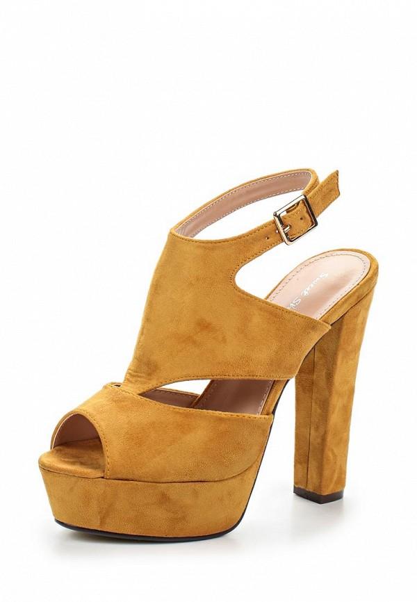 Босоножки Sweet Shoes Sweet Shoes SW010AWTAO74 sweet tomorrows