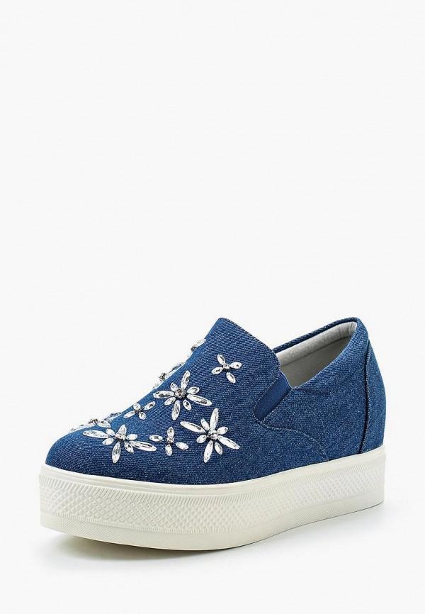 Слипоны Sweet Shoes Sweet Shoes SW010AWTBP92 кеды sweet shoes sweet shoes sw010awblix1