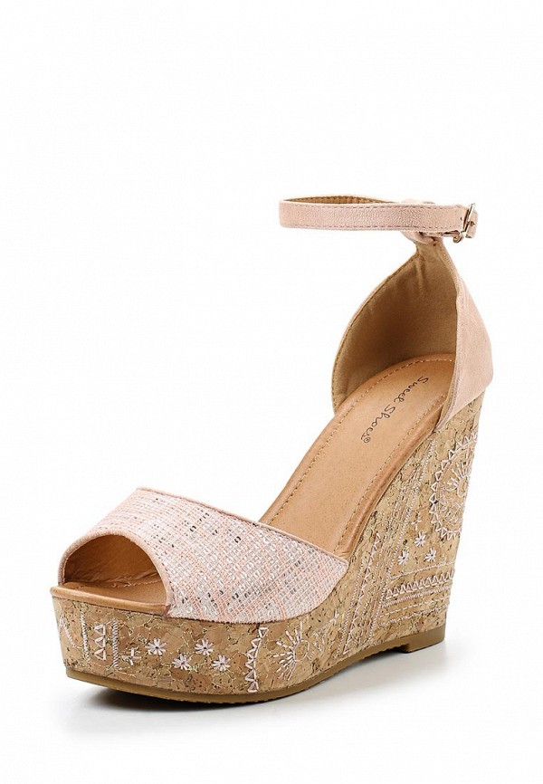 Босоножки Sweet Shoes Sweet Shoes SW010AWTBR43 босоножки sweet shoes sweet shoes sw010awtbr38