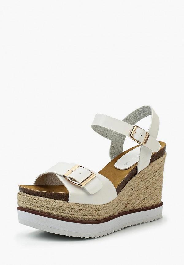 Фото - женские босоножки Sweet Shoes белого цвета