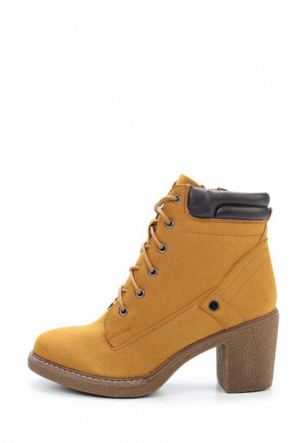 Фото 2 - женские ботильоны Sweet Shoes коричневого цвета