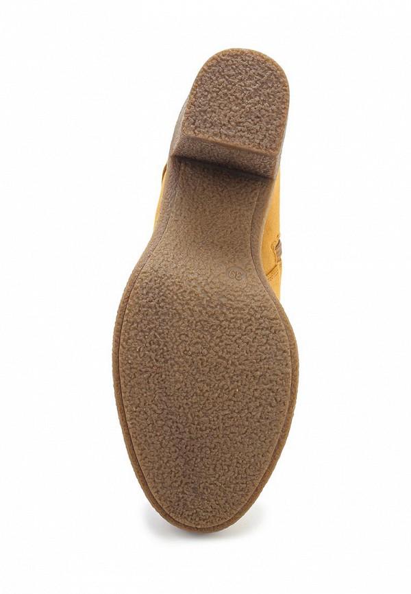 Фото 3 - женские ботильоны Sweet Shoes коричневого цвета