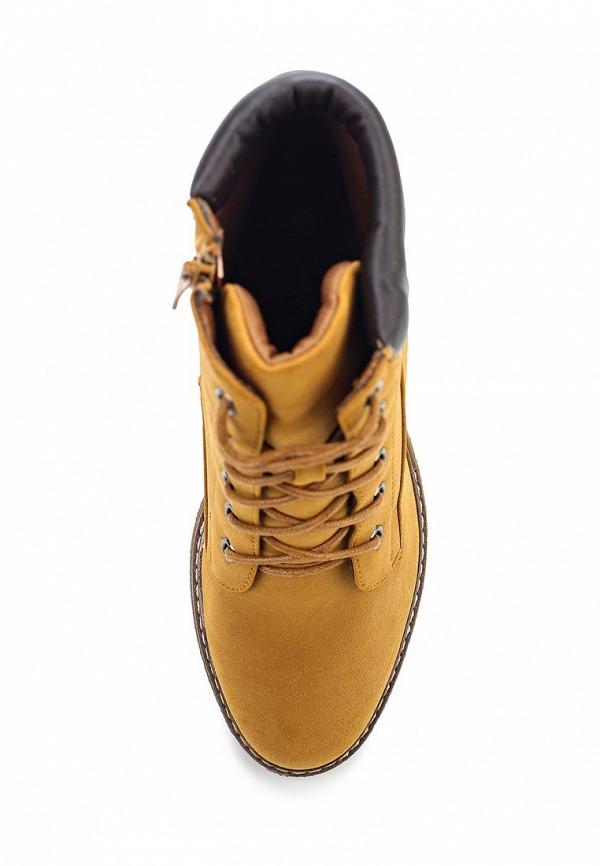 Фото 4 - женские ботильоны Sweet Shoes коричневого цвета
