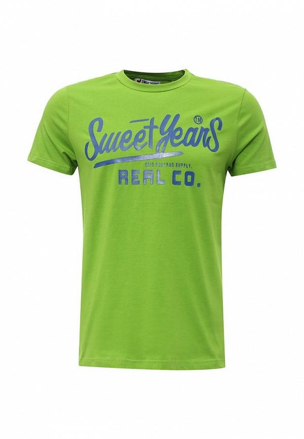 Футболка с надписями Sweet years SU34SWT00011