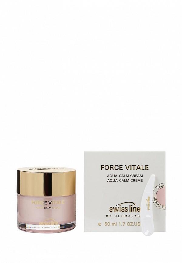Купить Крем для лица Swiss Line, FORCE VITALE увлажняющий для чувствительной кожи, 50 мл, SW013LWAX407, белый, Весна-лето 2018