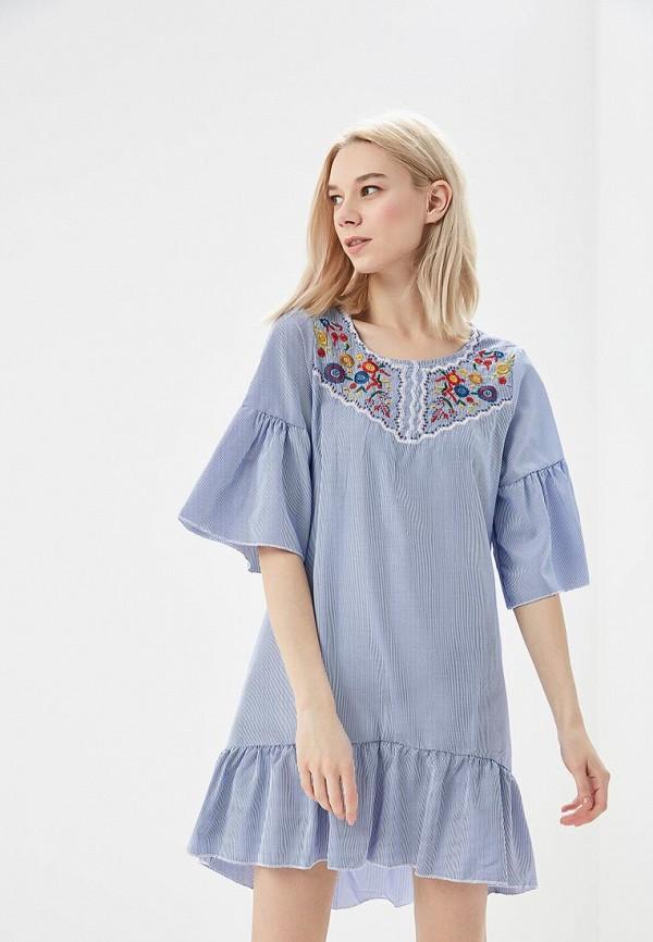 Платье Sweet Miss Sweet Miss SW014EWBFOO7 туника sweet miss цвет синий