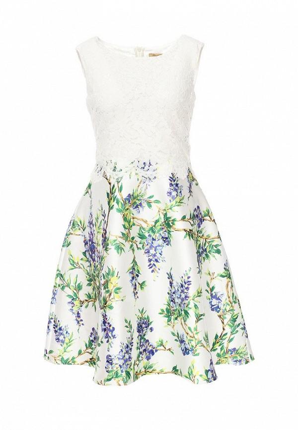 Платье Sweet Miss Sweet Miss SW014EWRKO83 туника sweet miss цвет синий