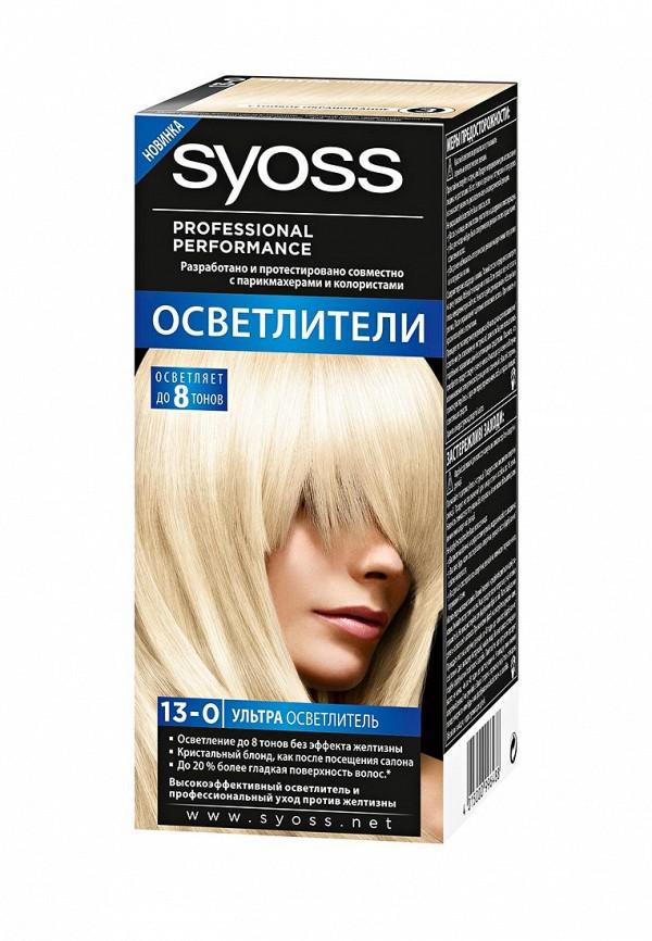 Краска для волос Syoss Syoss SY001LWJOJ52 лак для волос syoss syoss sy001lwsii43