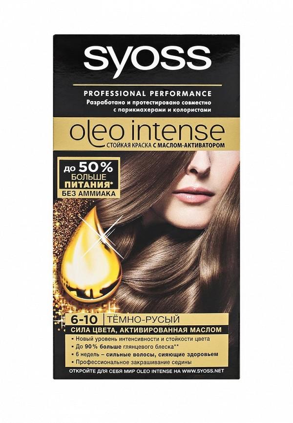 Краска для волос Syoss Syoss SY001LWJOJ94 лак для волос syoss syoss sy001lwsii43