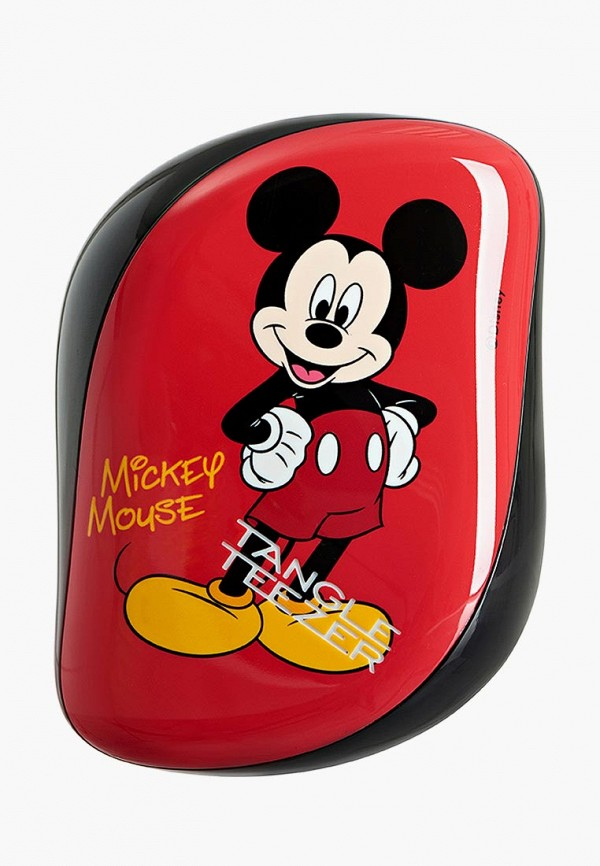 Купить Расческа Tangle Teezer, Compact Styler Mickey Mouse, TA022LWBC016, красный, Весна-лето 2018