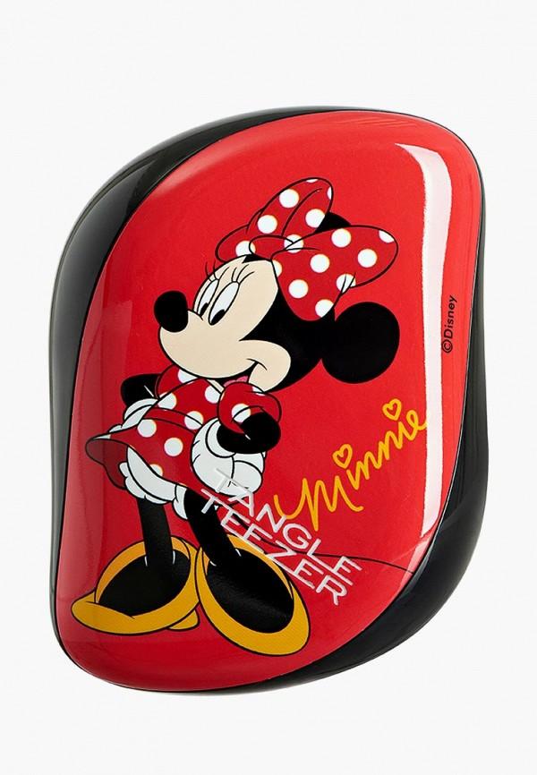 Купить Расческа Tangle Teezer, Compact Styler Minnie Mouse Rosy Red, TA022LWBL825, красный, Весна-лето 2018