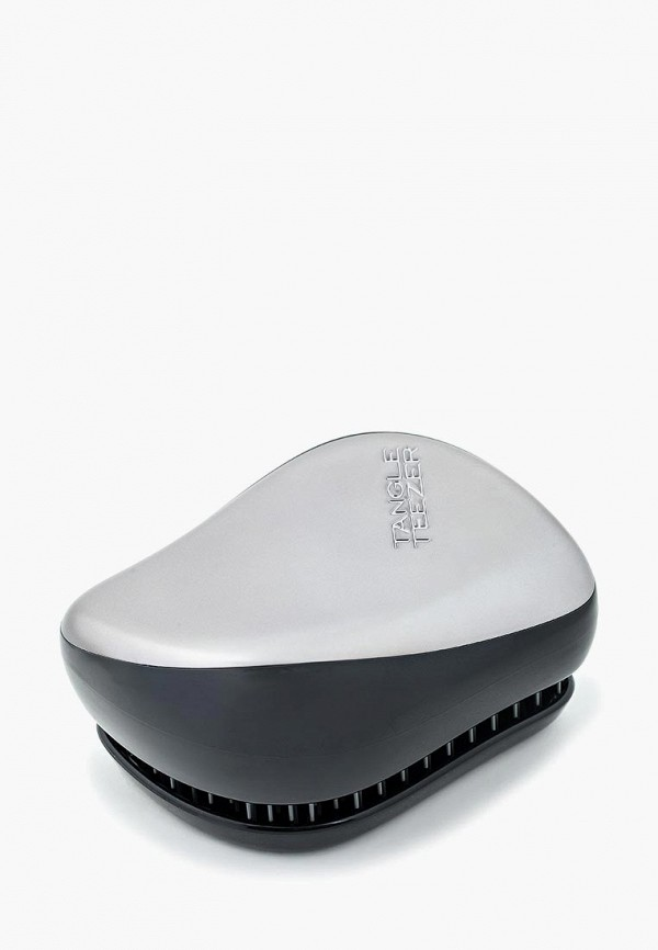 Купить Расческа Tangle Teezer, Compact Groomer, TA022LWFGD48, серый, Весна-лето 2018