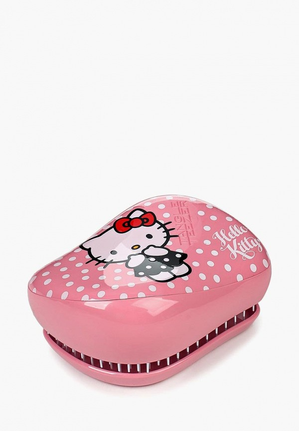 Купить Расческа Tangle Teezer, Compact Styler Hello Kitty Pink, TA022LWNLJ33, розовый, Весна-лето 2018