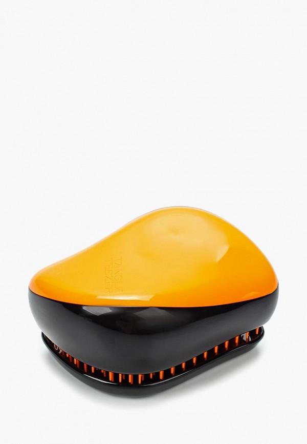 Купить Расческа Tangle Teezer, Compact Styler Orange Flare, TA022LWWBM36, оранжевый, Весна-лето 2018