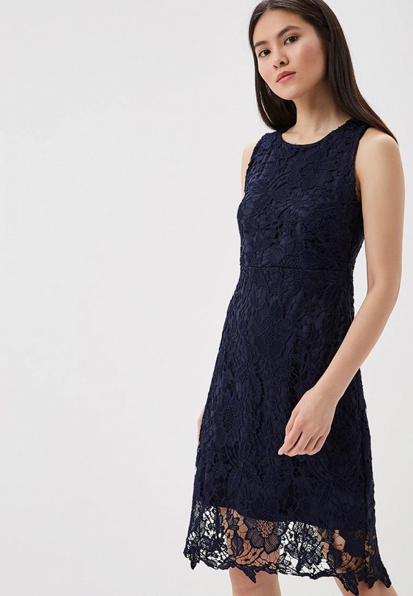Купить Платье Tantra, TA032EWAFXX7, синий, Весна-лето 2018