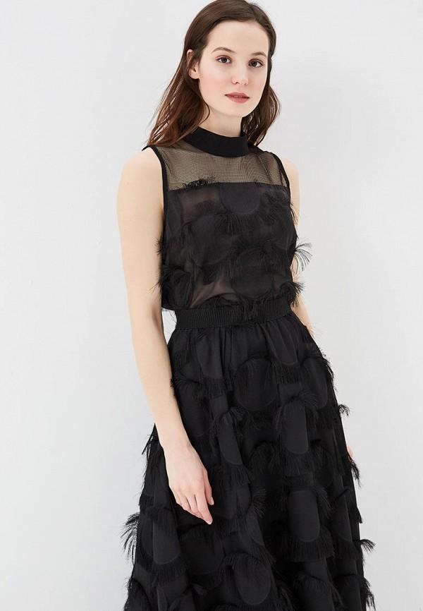 Купить Блуза Tantra, TA032EWAFYB6, черный, Весна-лето 2018