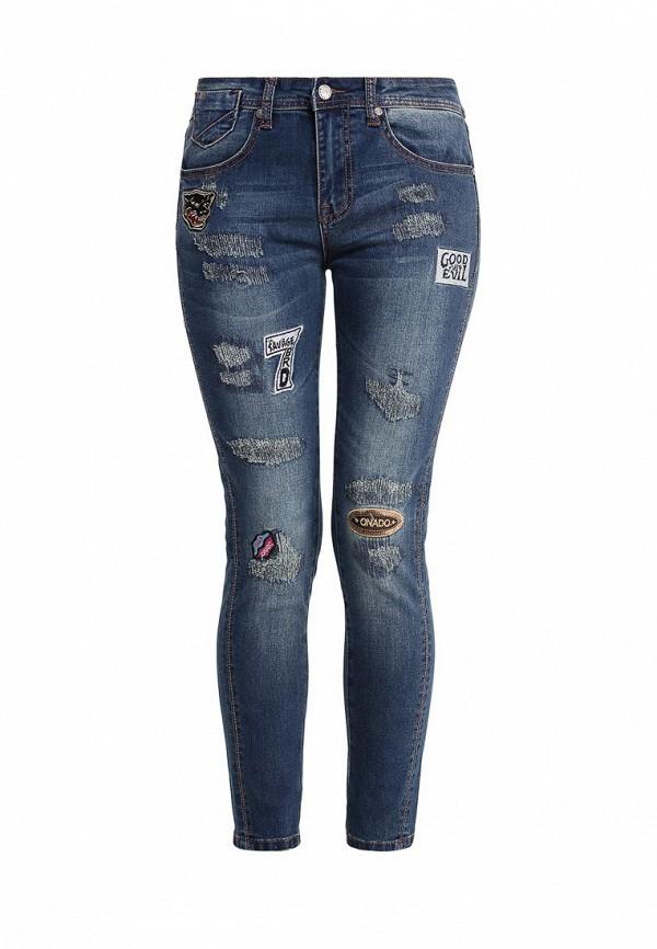 Зауженные джинсы Tantra JEANS9566