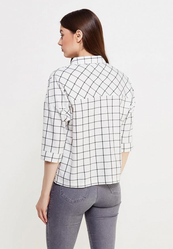 Фото 3 - женскую рубашку Tantra белого цвета